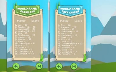 Fast and simpel cross-platform leaderboards